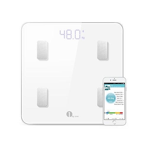1byOne digital body fat scale