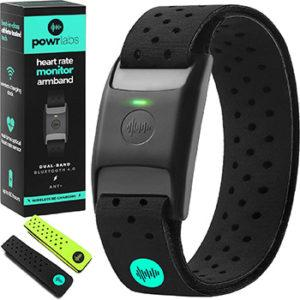 Powr Labs Bluetooth Heart Rate Monitor Armband