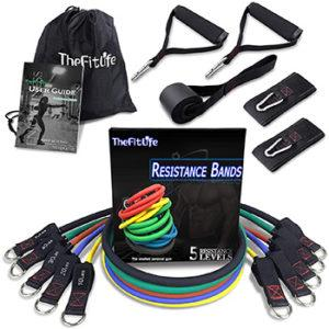 TheFitLife Exercise Resistance Bands