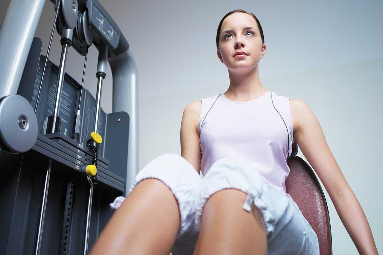 how to deal with gym anxiety