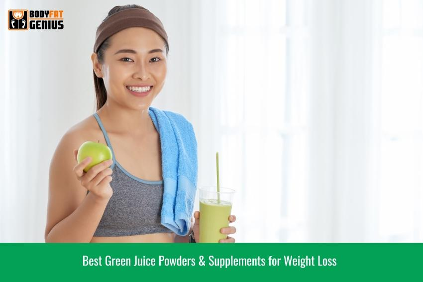 Best Green Juice Powders & Supplements for Weight Loss feature