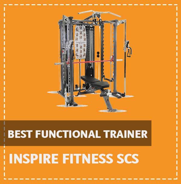 Best functional trainer ad - inspire fitness