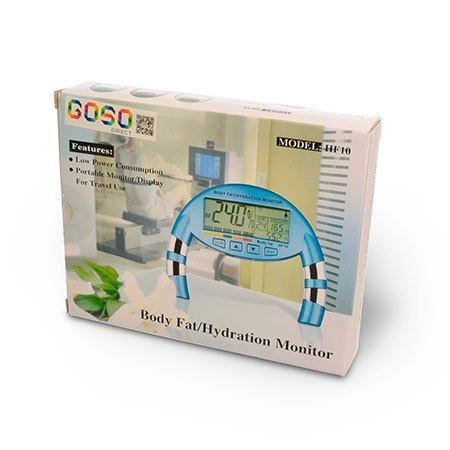 Packaging for the goso body fat analyzer