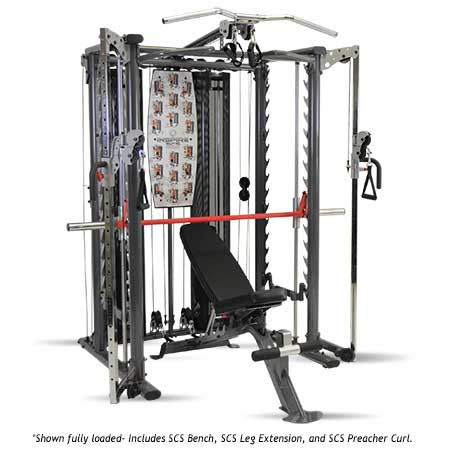 Inspire Fitness fully loaded Functional Trainer