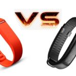 Jawbone up2 vs fitbit flex