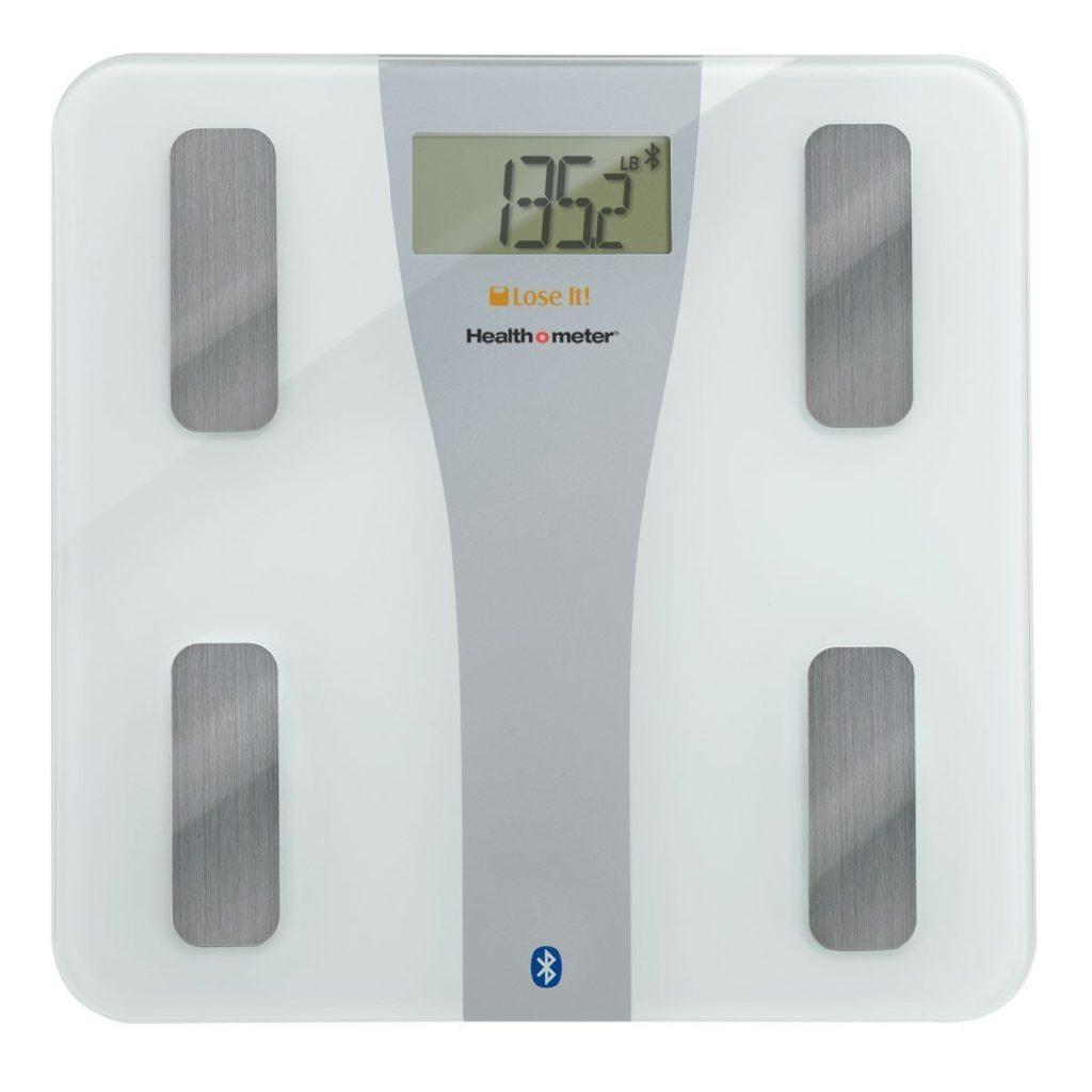 Body fat scale from loseit