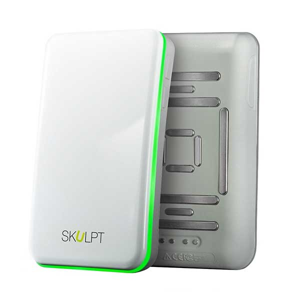 Skulpt body fat scanner