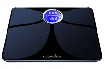 AcuHealth Body Fat Scale and Fitness Analyzer Review