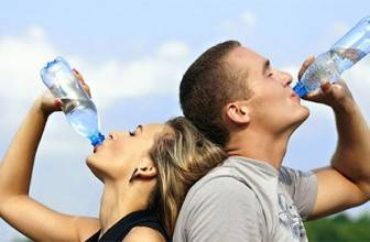 How Drinking water can help you lose Fat