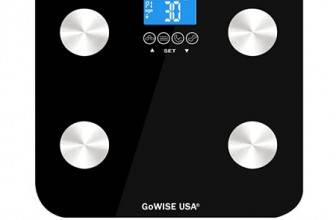 GoWISE USA Body Fat Scale review