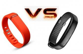 Jawbone Up2 vs Fitbit Flex: Which is Best for Me?