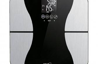 Smart Weigh Digital Body Fat Weight Scale review