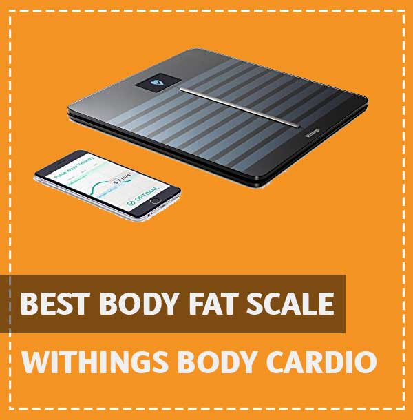 Withings body cardio ad